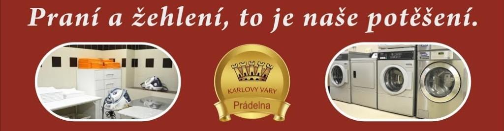 Prádelna Verona banner