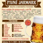 7. ústecký pivní jarmark startuje v sobotu 13.5.2017