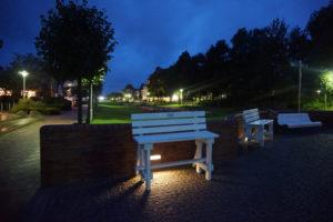 Promenada v Baabe - Rujána Německo