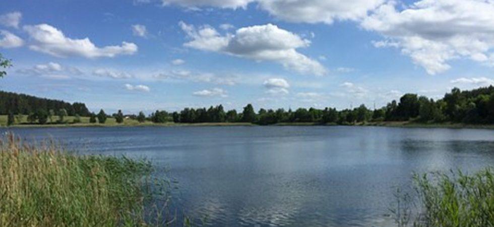 Mazurská jezera - Mazury - Polsko
