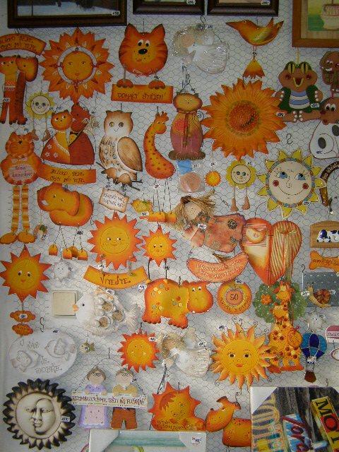 Sluníčka - Bižuterie Litoměřice